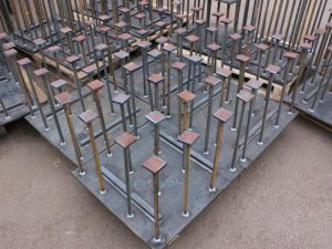 Детали металлических конструкций