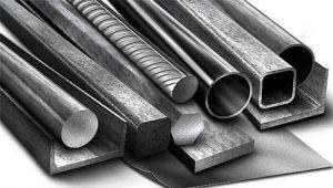Черные металлы и стали