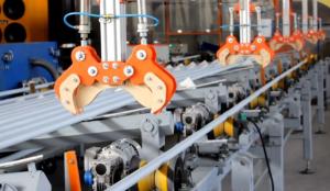 Производственный процесс автоматизированного производства